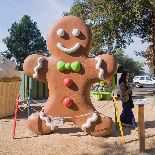 2016/11/05 (土) - 11:58 - Gingerbread ー Google Merchandise Store