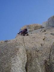 Greg Climbing Image