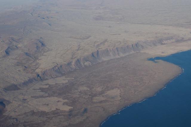 The Reykjanes peninsula, Iceland