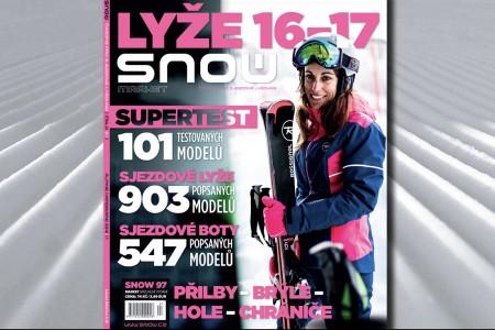 SNOW 97 market - lyže 2016/17 + Supertest