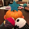 October 23: Wish - Jack and Sally made a wish upon a star! #day23 #october #autumn2016 #fmspad #fmsphotoaday #photochallenge #tsumtsum #nightmarebeforechristmas #jackskellington #sally #fms_wish