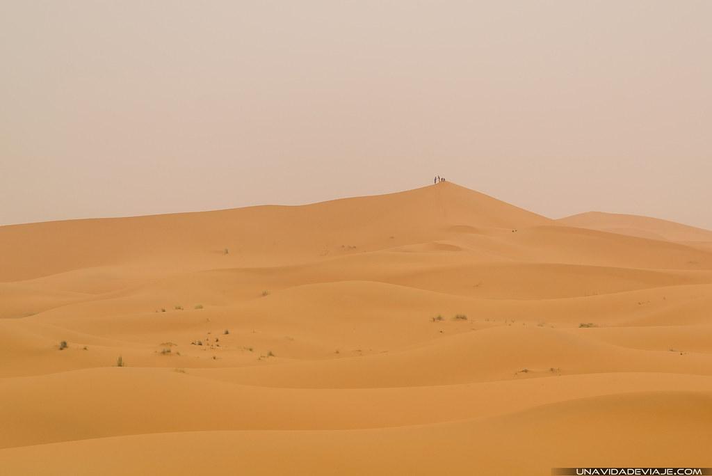 Marruecos erg chebbi