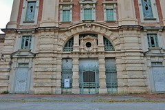 Urbex, Saint Dalmas de Tende, l'ancienne gare mussolinienne