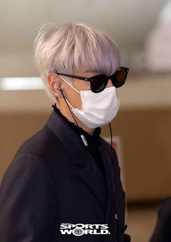 TOP Departure Seoul to Tokyo 2016-11-03 (36)