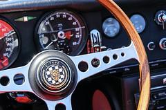 Jaguar type E cabriolet