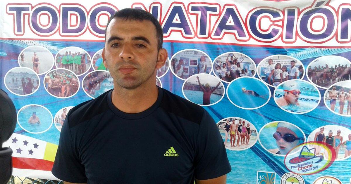 En el deporte adaptado hay talentos: Rubén Loor de la Cruz