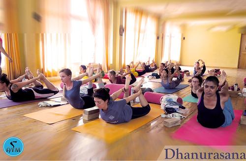 Health Benefits of Dhanurasana (Bow Pose)