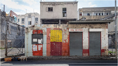 streets of Port Louis . Mauritius