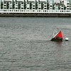 Poor boat #Hoboken