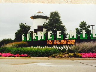 Gurnee Mills outlet mall - 1999