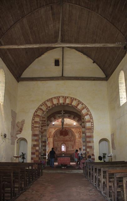 Eglise de Saint Ceneri le Gerei