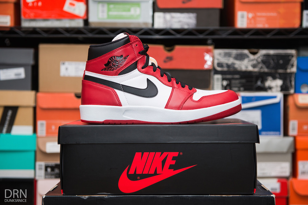 2015 The Return Chicago 1.5's.