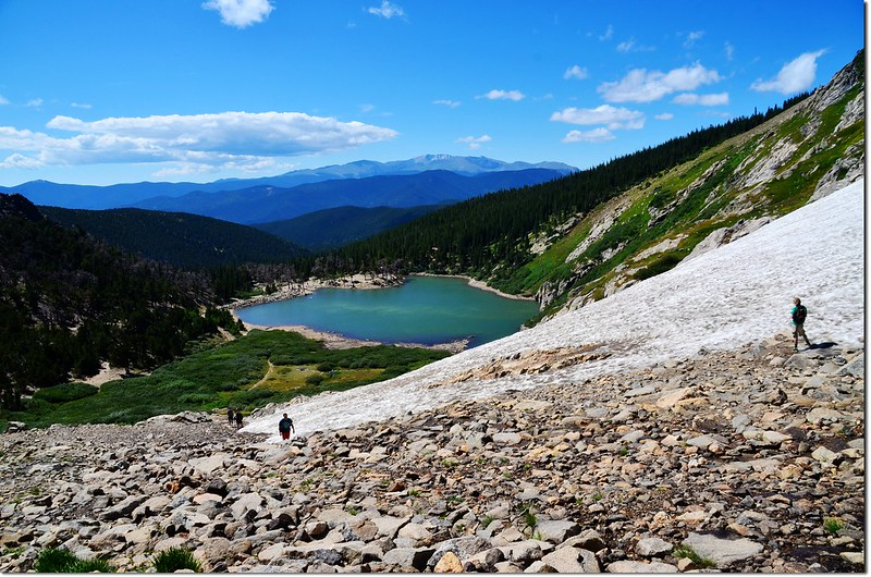 St. Mary's Glacier Lake (6)