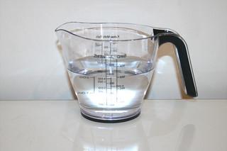 05 - Zutat Wasser / Ingredient water