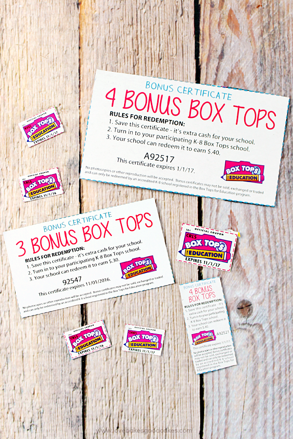 These Golden Grahams S'mores Bars make a great afternoon snack! Plus, get a free printable to help you get started collecting Box Tops for Education! #BTFE