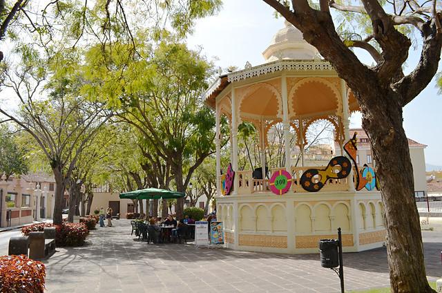 Plaza de la Constitución, La Orotava, Tenerife