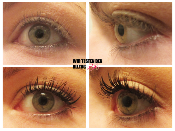 MAX FACTOR Velvet Volume False Lash Effect Mascara www.wirtestendenalltag.blogspot.de