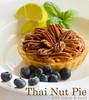 Thai Walnut Pie