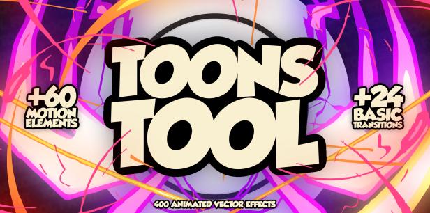 ToonsTool (FX Kit)