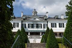 The Mount - back facade