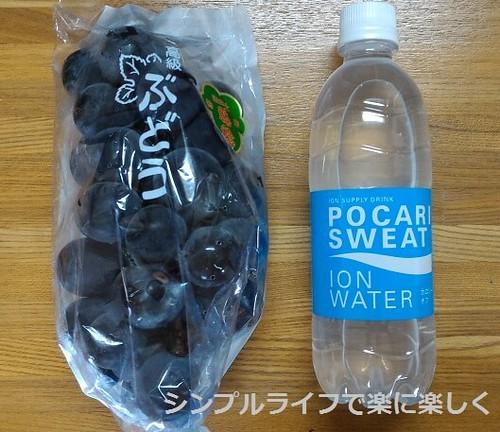藤稔、PETボトルと比較
