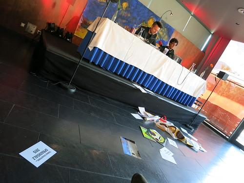 Thomas Schafferer mit Wolfgang Peer (Akkordeon)