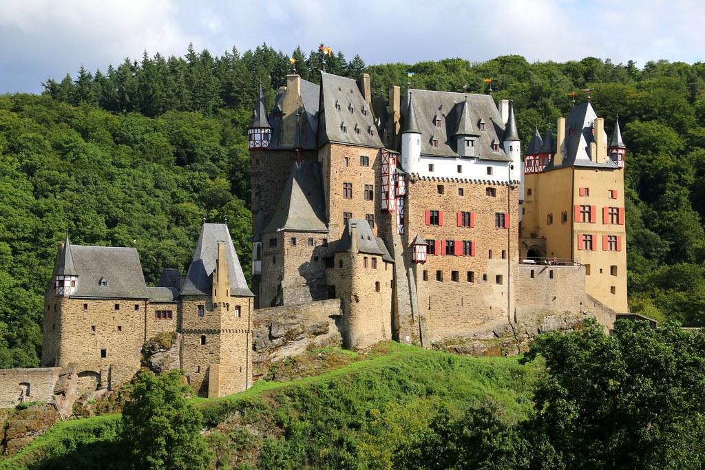 Burg Eltz, near Cochum, Germany