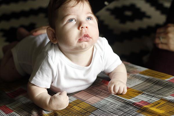Eleni, 7 months