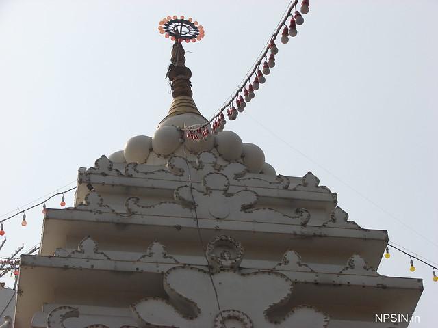 Front Shikar in Shri Gauri Shankar Mandir