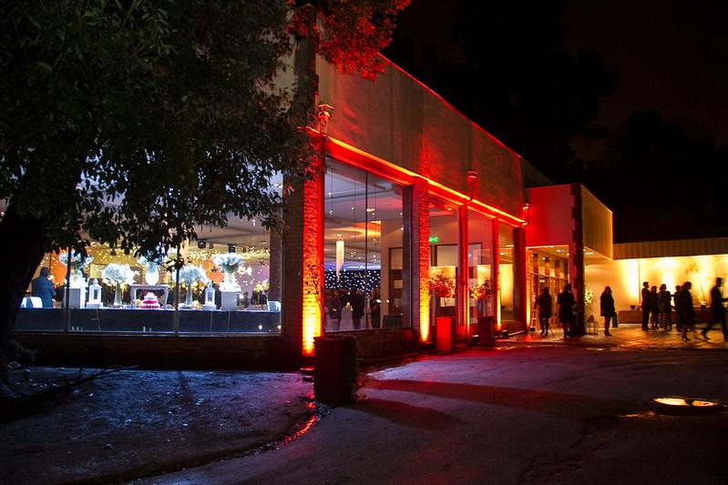 Centro de eventos Las Salinas