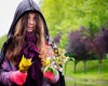 La jeune Fille aux Fleurs. by kitchou1 Thanx 4 UR Visits Coms+Faves.