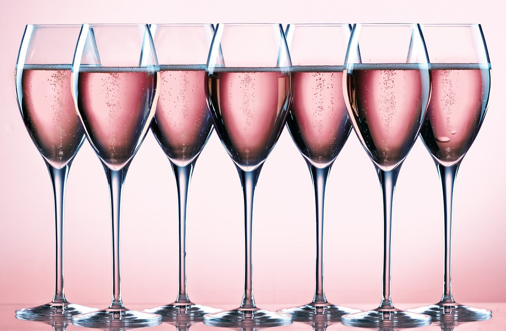Rosé pink