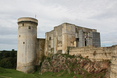 Château de Falaise - Photo of Ouilly-le-Tesson