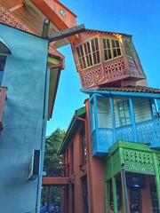 Up & down the streets of Tbilisi