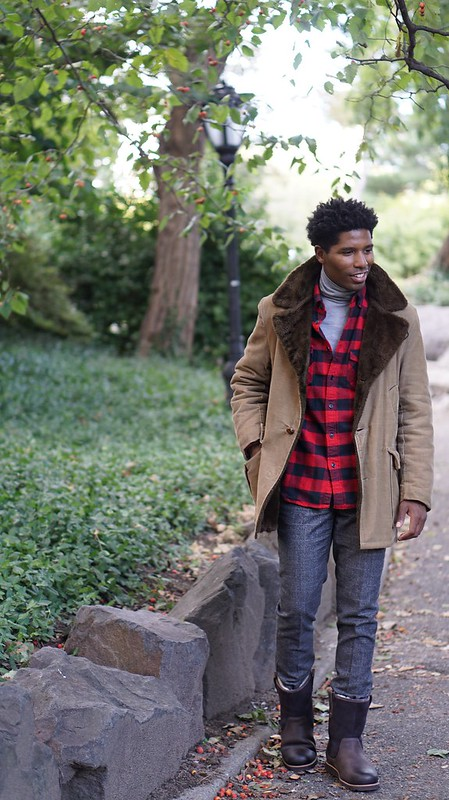 UGG Layering Fall Style Society Guy