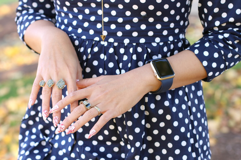 halloween-nails-rings-apple-watch-6