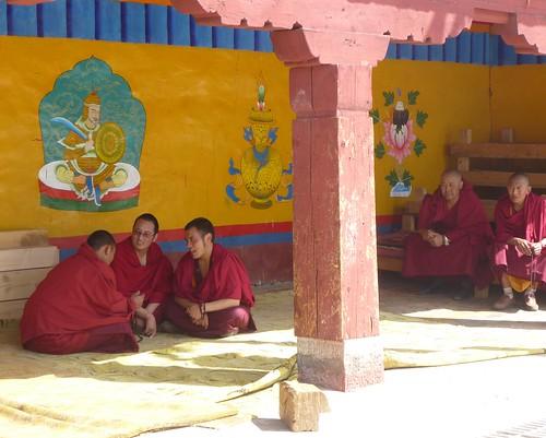 CH-Litang-Chode Gompa-Monastère (2)