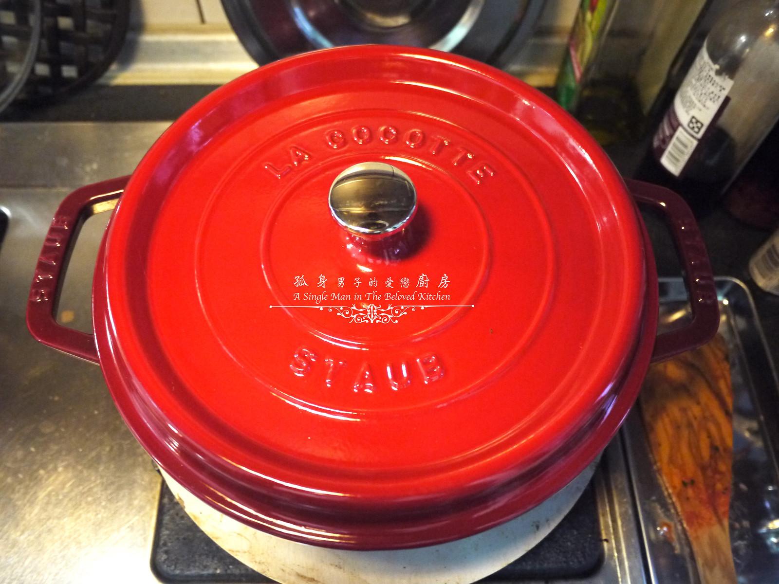 孤身廚房-義大利茄汁紅醬罐頭--自己的紅醬罐頭自己做。不求人19