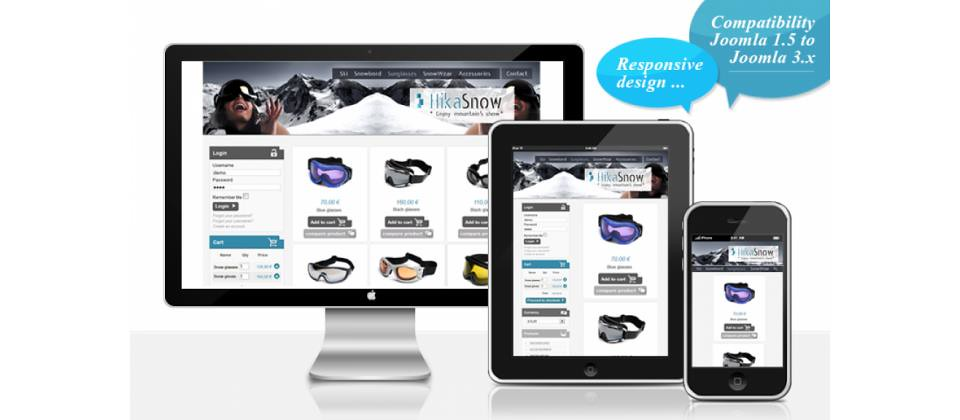 HikaShop – online store with advanced features