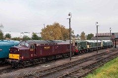 'BARROWHILL ROUNDHOUSE ENGINE SHED' - 31st OCTOBER 2015