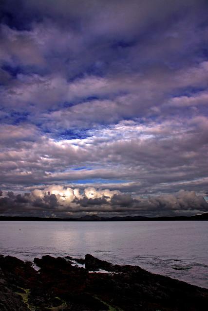 Clouds Over Jura