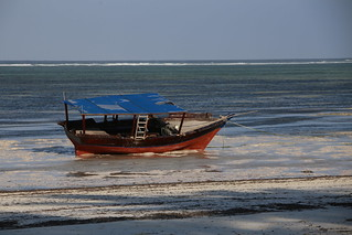 Dhow Fishing boat.