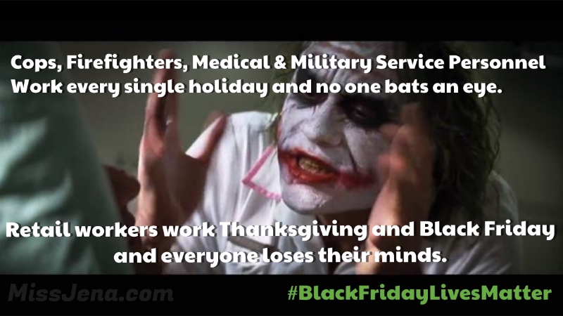 Black Friday Shopping Memes for Thanksgiving Day Stores