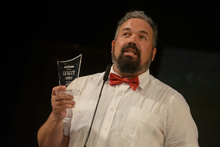 Ernesto Alemany. Premios La Silla.