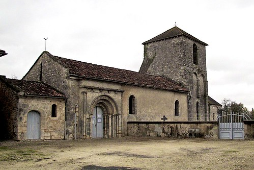 Saint Sulpice de Mareuil.