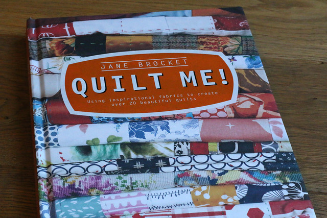 Quilt Me Jane Brocket