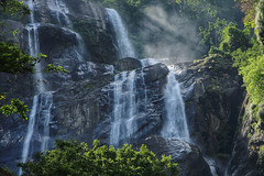 Waterfall in Udzungwa Mountains National Park