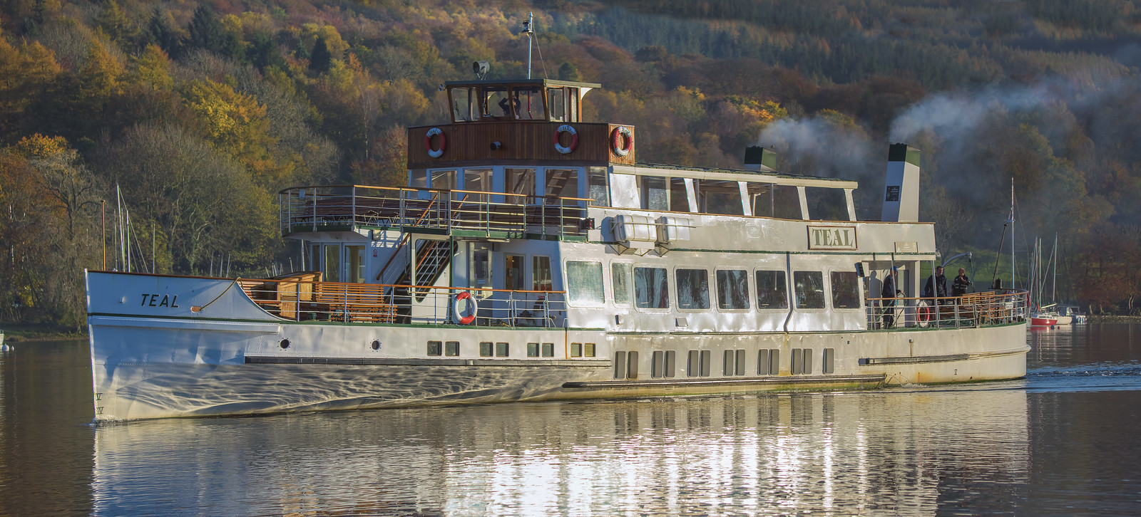 Windermere lakes cruises
