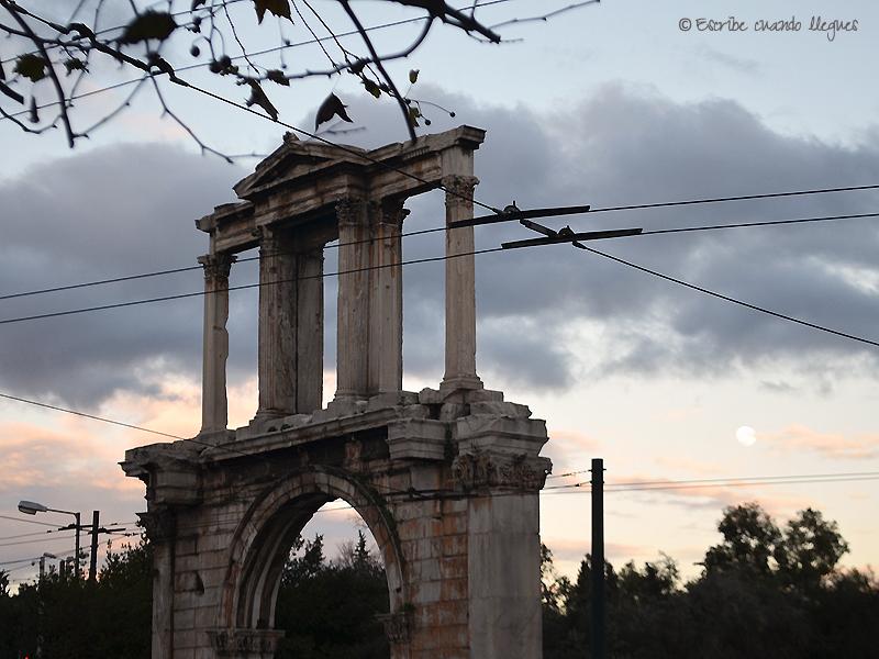 Puerta o arco de Adriano