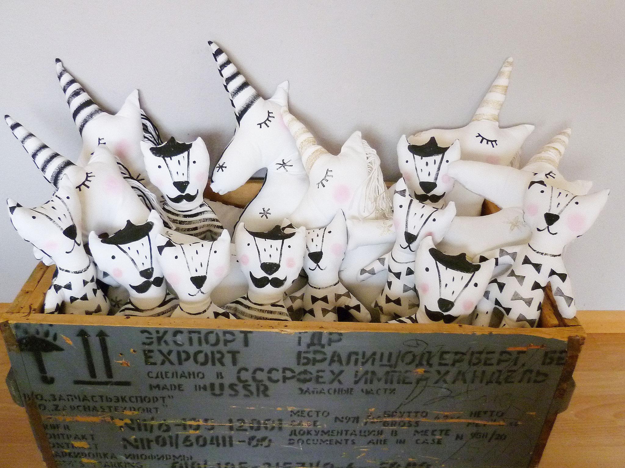 Kleines Karusell - foxella&friends
